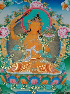 Vimalakirti Sutra Chapter 7 Manjusri, Compassion, the Great Love of the Bodhisattvas towards Humanity