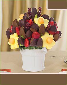 456 best yenns sweet juicy s flowers images edible arrangements rh pinterest com