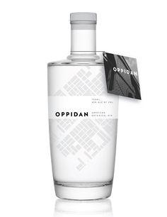 Oppidan American Botanical Gin