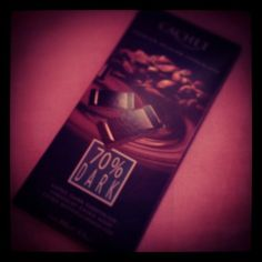 Love dark chocolates