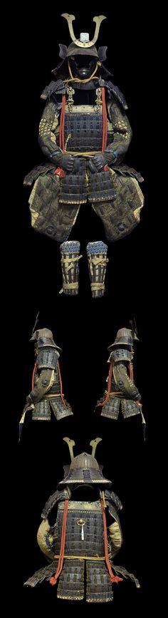 Gusoku - samurai armor                                                                                                                                                                                 もっと見る