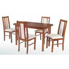 Stół MAX IV + krzesło BOSS XIV
