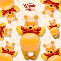 Winnie The Pooh Pictures, Winne The Pooh, Christopher Robin, Childhood Days, Cute Patterns Wallpaper, Pooh Bear, Eeyore, Rubber Duck, Punch