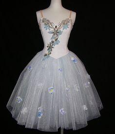 Tutú de ballet hermoso tutú romántico por TheDancersChoice en Etsy