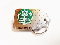 Starbucks Key Chain