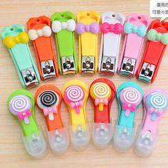 Lollipop-Accent Nail Clippers from #YesStyle <3 Cuteberry YesStyle.com