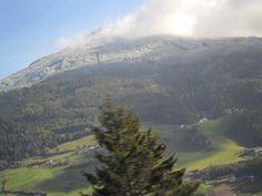 Cortina d' Ampezzo localizada na província de Belluno  / regiao de Vêneto. Itália