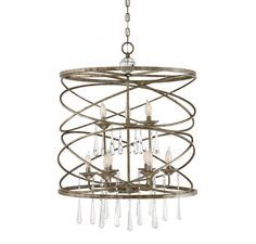 Savoy House 7-901-9-114 - Trumbull 9 Light Pendant, Brittania Gold