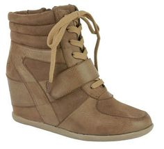 . Ankle Sneakers, Wedges, Shoes, Fashion, Platform Shoes, Rigs, Moda, Zapatos, Shoes Outlet