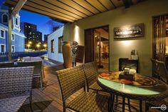 Bar e Restaurante Ilha Sertaneja - Ambiente Externo