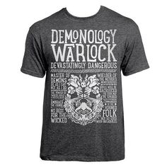 World of Warcraft Class Specialization / Roleplaying / Fantasy Inspired T-shirt - Demonology Warlock - Clothing, Art Prints and Posters Available now! #worldofwarcraft #wowwarlock #demonologywarlock #worldofwarcraftwarlock #warcraftart #warlockart #realmone #realmonestore #rpgclass #warlocktshirt #worldofwarcrafttshirt #worldofwarcrafttee