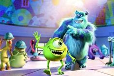 988 Best Monsters Inc  images in 2019 | Monsters inc, Disney