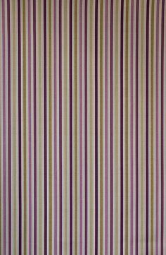 Veata Plum, £14 per metre, lovely combination of purple, olive green and mauve.