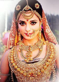 Pooja Sharma (Draupadi of tele serial Mahabharat)