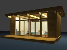 Build a Green Modern Studio With Lindal Cedar Homes