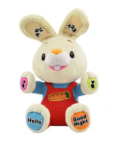 PURCHASED. Sing and Play Harry the Bunny. $29.99
