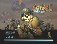 Conker Live & reloaded Xbox 360