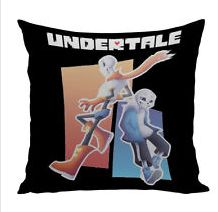 Anime undertale stickerbomb bed bath throw pillow case cover Design Luxury Printing Pillow Cover Rectangle Square Pillowcase - Animetee - 2