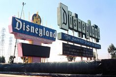Today in Disney History: New Disneyland Sign Debuts, 1989