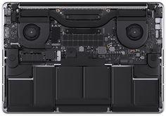 Temperatury MacBook Pro Retina Display