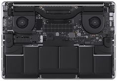 Temperatury MacBook Pro Retina Display