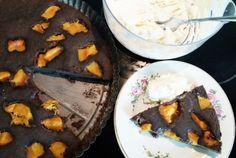 Koláč z makovej múky Dairy, Pudding, Pie, Cheese, Desserts, Sweater, Food, Torte, Tailgate Desserts