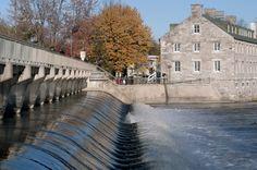 Île-des-Moulins nous montre l'importance des moulins