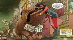 Kamala Khan being AWESOME in Ms. Marvel #8
