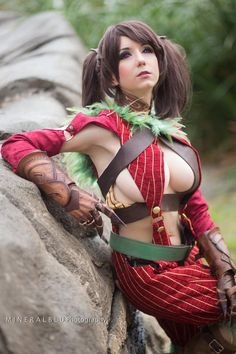 Fans descended upon Fan Expo Dallas presented by Dallas Comic Con for a weekend of fandom and fun! Enjoy these cosplay photoshoots! Amazing Cosplay, Best Cosplay, Female Cosplay, Tira Soul Calibur, Cool Glasses, Nice Curves, Marvel, Jessica Nigri, Geek Girls