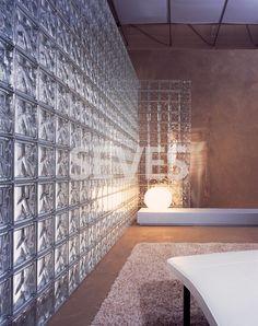 Living055 | Intérieurs | Galerie Galerie | Seves glassblock
