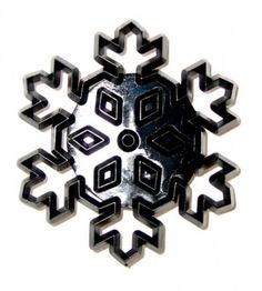 Large Snowflake Patchwork Cutter UK
