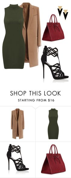 """""""16.09.2016"""" by bachaves on Polyvore featuring Giuseppe Zanotti, Mansur Gavriel and Yves Saint Laurent"""