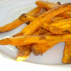 Spicy Baked Sweet Potato Fries Allrecipes.com