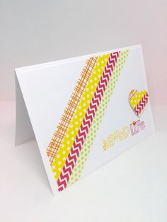 All Occasion Card Paper Handmade Greeting by byLisaCardsCrafts