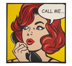 Call Me... Pop Art