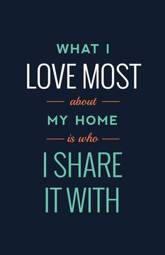 Home is where the heart is! Great quote. #home #love #live #life #realestate