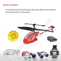 Exciting Fun Kids Combo - Buy Fun Kids Combo, Kids Gaming Combo, kids combo kit, Toys Combo Offer from largest online store of Kids Gaming Combos in India. Details @ http://www.teleone.in/kids-combo.html