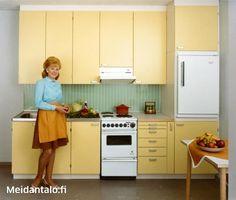 Keittiön vuosikymmenet: 1960-luku | Meidän Talo