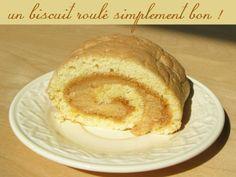 Biscuit roulé | Cuisinefacile.fr http://cuisinefacile.fr/biscuit-roule/