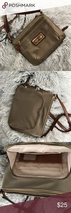 Calvin Klein cross body This bag is brand new without tags... I received it for Christmas and I've never used it! Calvin Klein Bags Crossbody Bags