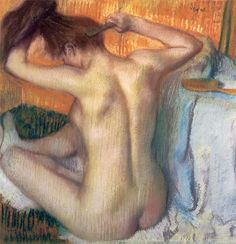 Eye diseases changed great painters' vision of their work later in their lives Edgar Degas, Pastel Drawing, Pastel Art, Pastel Paintings, Photoshop, National Gallery Of Art, Art Gallery, Degas Paintings, Catalogue Raisonne