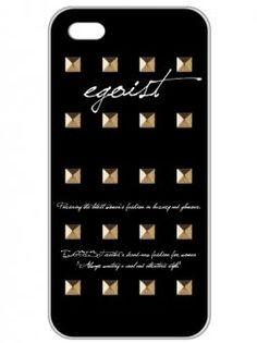 EGOIST スタッズ#836A iPhone5ケース(iPhone5/BK)