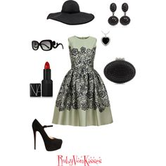 """Sassy Sunday"" by rubyvonkisses on Polyvore"