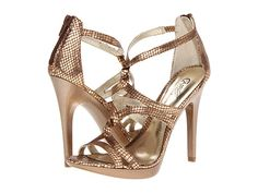 CARLOS by Carlos Santana Melody Gold sandals best gold sandals Cruise Outfits, Cruise Clothes, Snake Free, Carlos Santana Shoes, Gold Sandals, African Fashion, Me Too Shoes, What To Wear, Heels