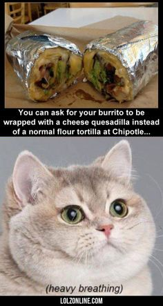 You Can Ask For Your Burrito#funny #lol #lolzonline