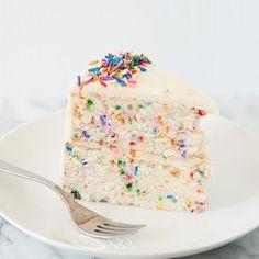Funfetti Cake - Recipes from: Foodily