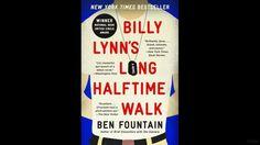 8. Ben Fountain, Billy Lynn's Long Halftime Walk (2012) (Credit: Ecco)