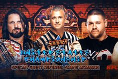 @ajstylesp1 vs Kevin Owens with @shanemcmahonwwe as special guest referee for the WWE #USTitle. Peanut Gallery and I will be covering @wwe Summerslam 2017! . http://www.youtube.com/tigerhite . . . #prowrestling #wrestler #professionalwrestling #wrestling #wwe #mma #martialarts #bellator #knockout #ufc #youtube #producer #content #media #contentcreator #impactwrestling #njpw #pwg #luchaunderground #roh #wwf #wwesummerslam #summerslam #Wwesummerslam2017 #summerslam2017 #ajstyles #kevinowens…