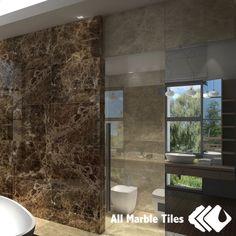 Modern bathroom design from #allmarbletiles . visit: www.allmarbletiles.com or our tile store in New Jersey.  #design #bathroom #tile #mosaic #italian #Italy #nyc #ny #newyork #newjersey #interior #architect #interiordesign #home #tileshop #instagram #Carrara #NY #instagram #tileshop #tilestore #porcelain