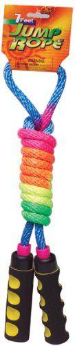 D&D Distributing Rainbow Jump Rope $8.99 #topseller
